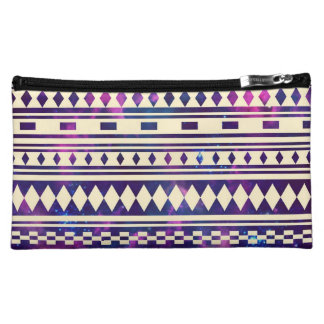 Galaxy andes aztec cosmetics bags