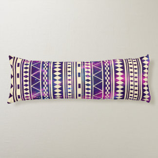 Galaxy andes aztec body pillow
