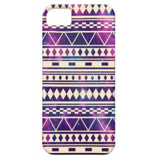 Galaxy andes aztec iPhone 5 case