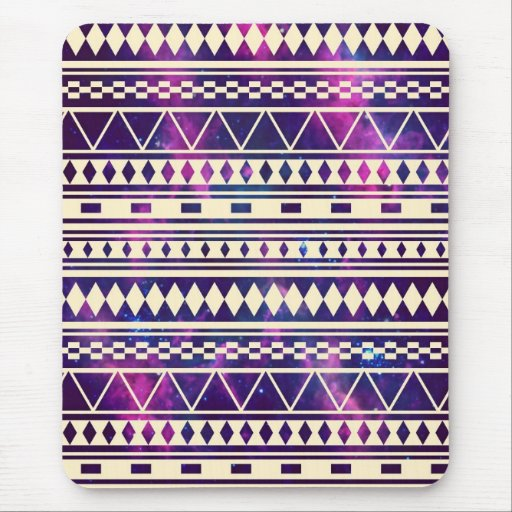 Galaxy andes aztec mouse pads