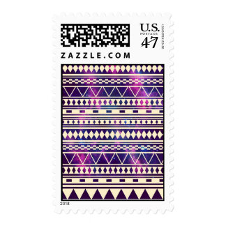 Galaxy andes aztec stamp