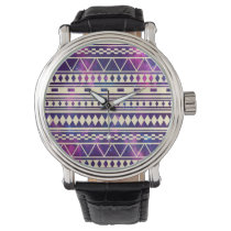 Galaxy andes aztec wristwatches