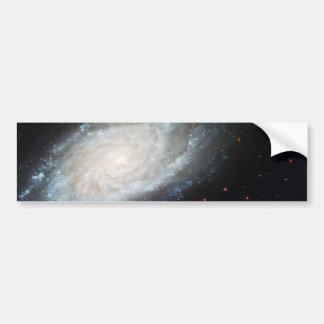 Galaxy Andromeda Milky Way Big Galaxy Print Stars Bumper Sticker
