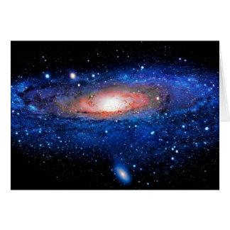 Galaxy Art Card