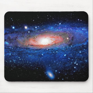 Galaxy Art Mouse Pad