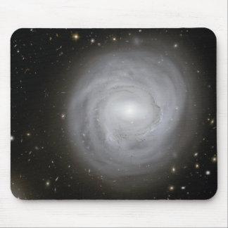 Galaxy at the Edge Mouse Pad