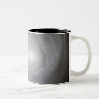 Galaxy at the Edge Two-Tone Coffee Mug