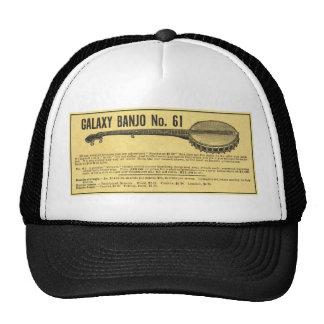Galaxy Banjo Hat