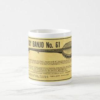 Galaxy Banjo Mug
