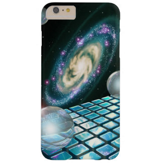 Galaxy Barely There iPhone 6 Plus Case
