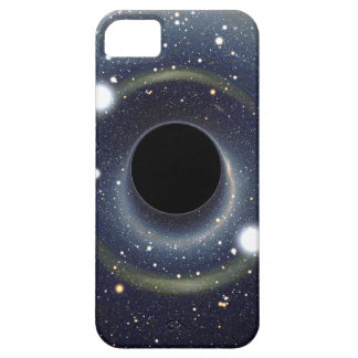 Galaxy Black hole in space iPhone 5 Covers