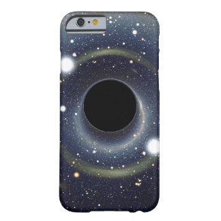 Galaxy Black hole in space Barely There iPhone 6 Case