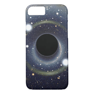 Galaxy Black hole in space iPhone 7 Case