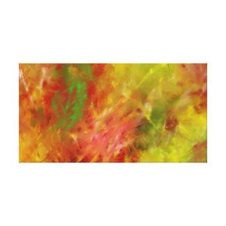 Galaxy Burst I Canvas Print