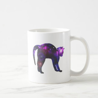 Galaxy Cat Coffee Mug