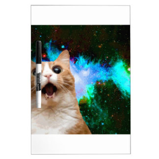 GALAXY CAT Dry-Erase BOARD