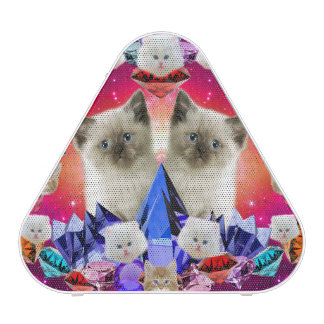 galaxy cat in diamond bluetooth speaker