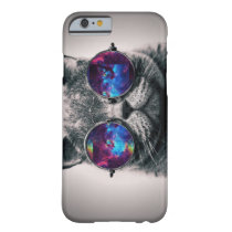 Galaxy Cat iPhone 6 case
