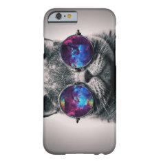 Galaxy Cat Iphone 6 Case at Zazzle