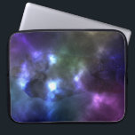 "Galaxy Cat Neoprene Laptop Sleeve 15 inch<br><div class=""desc"">Cat in galaxy</div>"
