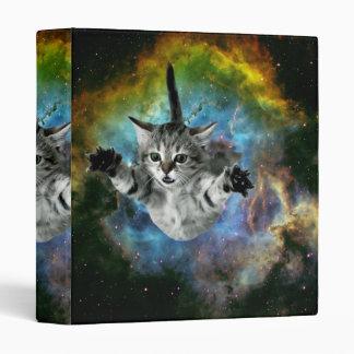 Galaxy Cat Universe Kitten Launch Binder