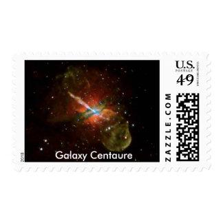 Galaxy Centaures, Galaxy Centaure Postage Stamps