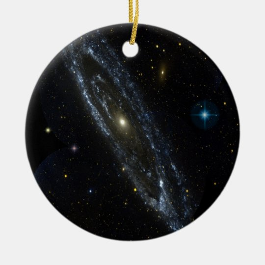 Galaxy Ceramic Ornament