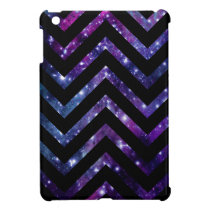 Galaxy Chevron Black iPad Mini Case