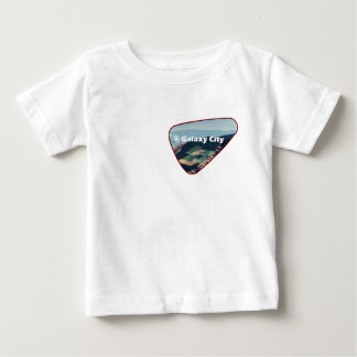 Galaxy City Chasm Patch Baby T-Shirt