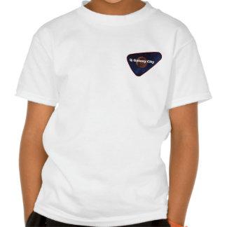 Galaxy City Gas Giant Patch Shirt