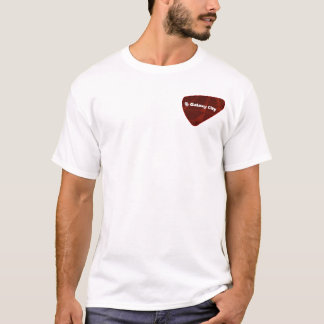Galaxy City Inverted Pyramid Patch T-Shirt