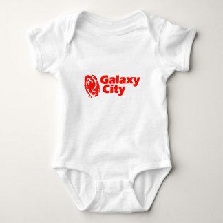 Galaxy City Plain Baby Bodysuit