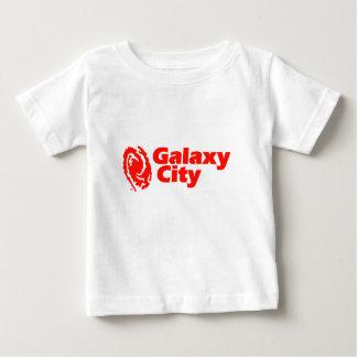 Galaxy City Plain Baby T-Shirt