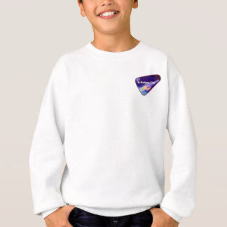Galaxy City Starfighter Saturation Patch Sweatshirt