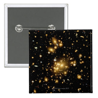 Galaxy Cluster Abell 1689 Button