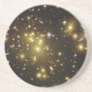 Galaxy Cluster Abell 1689 in Constellation Virgo Coasters