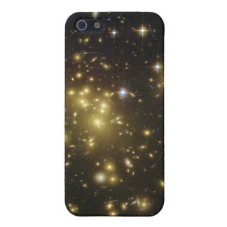 Galaxy Cluster Abell 1689 in Constellation Virgo Cover For iPhone SE/5/5s