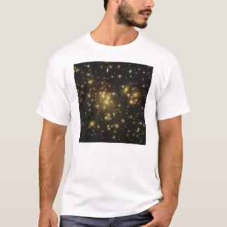 Galaxy Cluster Abell 1689 in Constellation Virgo T-Shirt