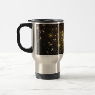 Galaxy Cluster Abell 1689 in Constellation Virgo Travel Mug
