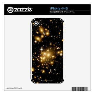 Galaxy Cluster Abell 1689 Skin For The iPhone 4S