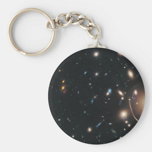 Galaxy Cluster Abell 383 Keychain