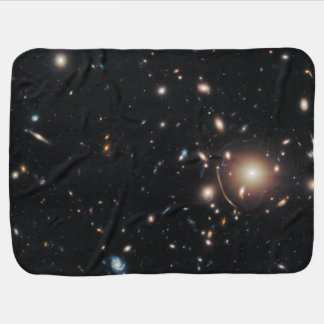 Galaxy Cluster Abell 383 Stroller Blankets