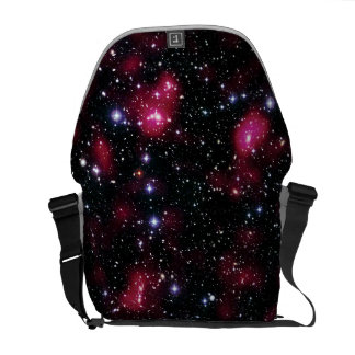Galaxy Cluster Abell 901/902 Courier Bag