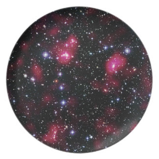 Galaxy Cluster Abell 901/902 Dinner Plate
