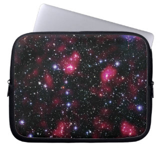 Galaxy Cluster Abell 901/902 Hubble Space Photo Computer Sleeve
