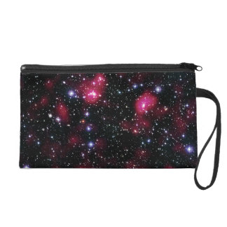 Galaxy Cluster Abell 901/902 Hubble Space Photo Wristlet