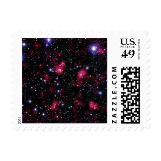 Galaxy Cluster Abell 901/902 Postage