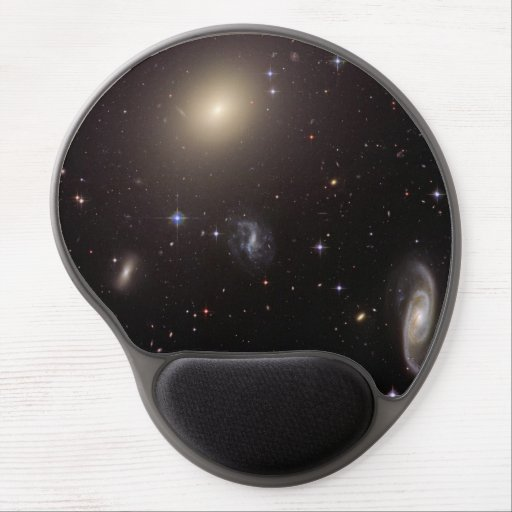 Galaxy Cluster Abell S0740 Gel Mouse Pad