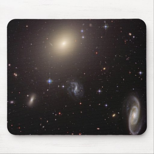Galaxy Cluster Abell S0740 Mouse Mats