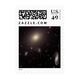 Galaxy Cluster Abell S0740 Postage